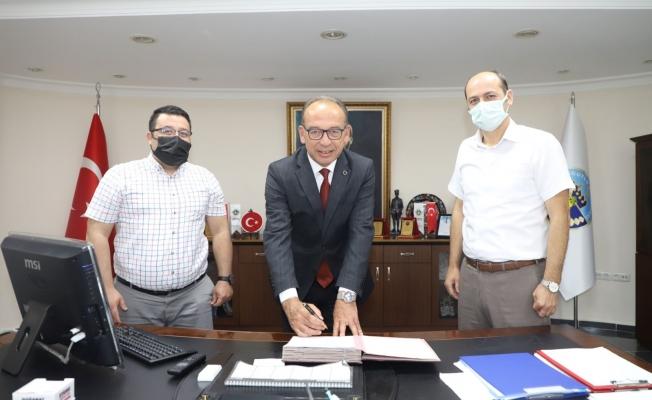 Turgutlu'da Cuma Pazarı için resmi adım atıldı