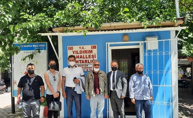 Turgutlu'da haşereyle mücadele çalışmaları kararlılıkla sürecek