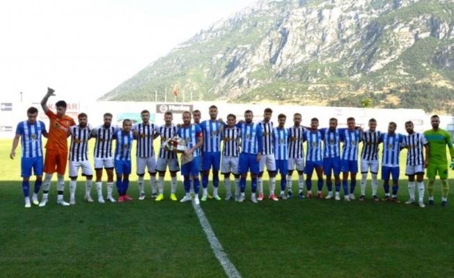 Yunusemre Belediyespor'da umutlar gelecek sezona kaldı