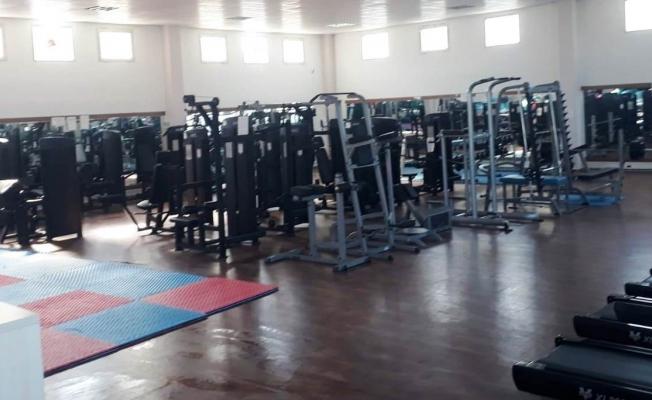 Yunusemre'de spor salonları hizmete başladı