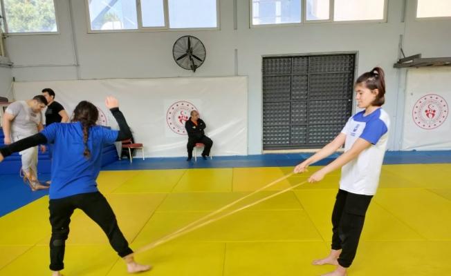 Yunusemreli judocular tüm madalyalara talip