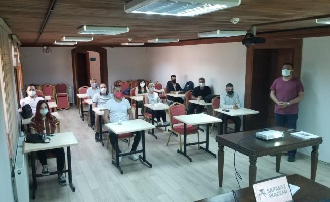 Zafer Kalkınma Ajansı'nın desteğiyle Manisalı gazetecilere drone eğitimi