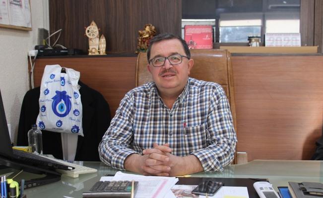 Başkan Şadan'dan 'alışverişlerinizi yerel esnaftan yapın' çağrısı