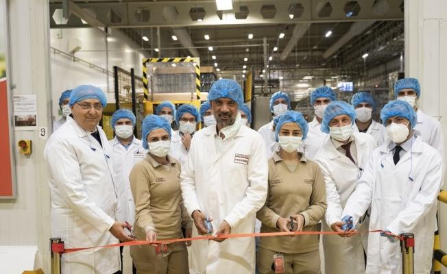 Ferrero Çikolata'nın Manisa'daki fabrikasında kapasite artışına gidildi