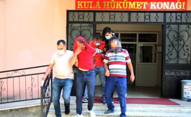 Hırsızlık suçundan gözaltına alınan 2 şüpheli tutuklandı