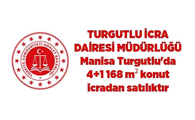 Manisa Turgutlu'da 4+1 168 m² konut icradan satılıktır