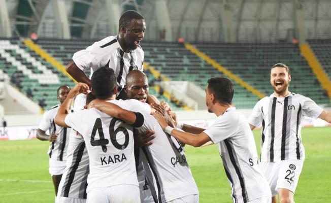 Manisa FK, Gençlerbirliği'ne konuk oluyor