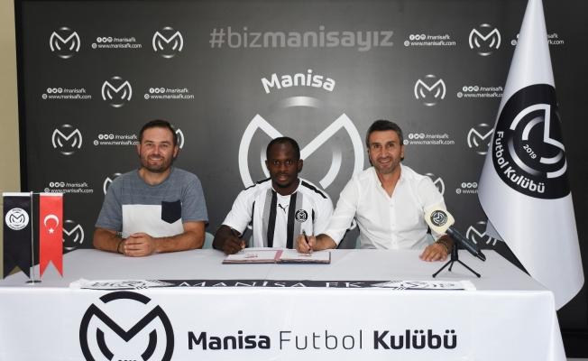 Manisa FK, Kamerunlu Tabekou'yu kiraladı