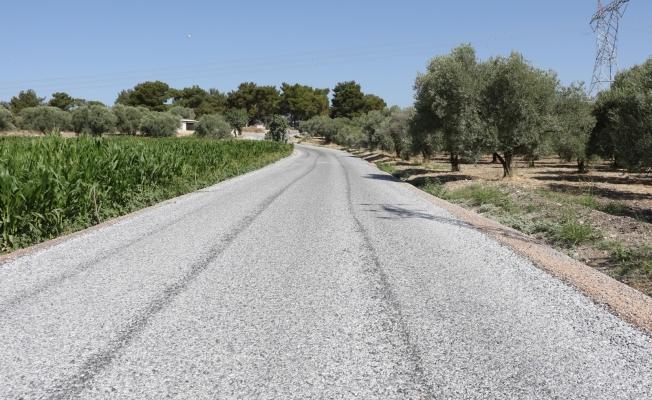 Manisa'da 60 günde 510 kilometre asfalt
