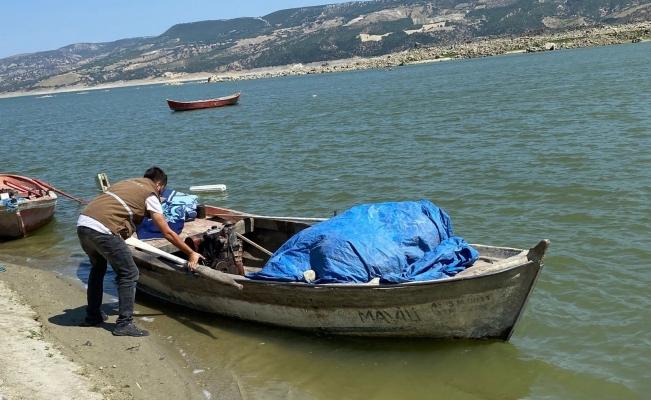 Manisa'da balık satış yerleri denetlendi