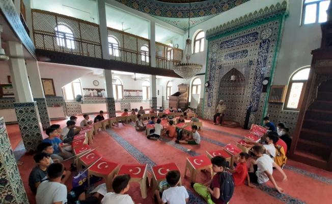 Manisa'da bu yaz 40 bine yakın öğrenci Kur'an kurslarına katıldı