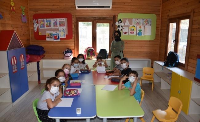 Yunusemre çocuk kültür merkezlerinde kayıt devam ediyor