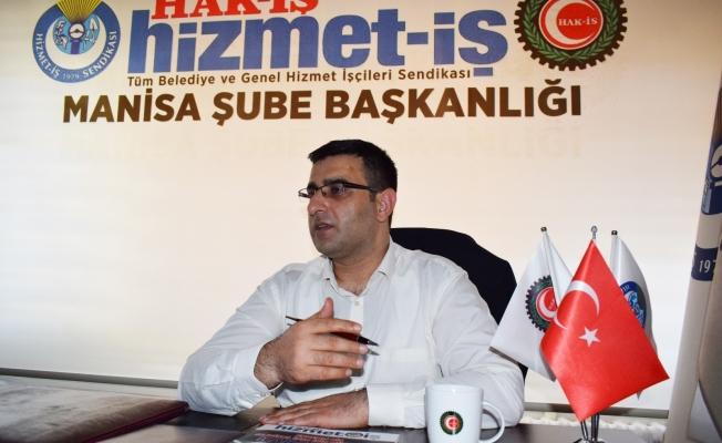 """Başkan Karafil: """"Darbeleri ve bütün antidemokratik müdahaleleri reddediyoruz"""""""