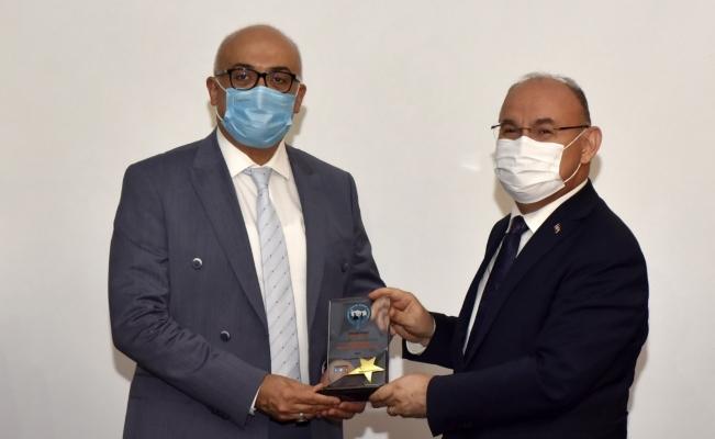Manisa CBÜ'ye 'Engelsiz bilişim' ödülü