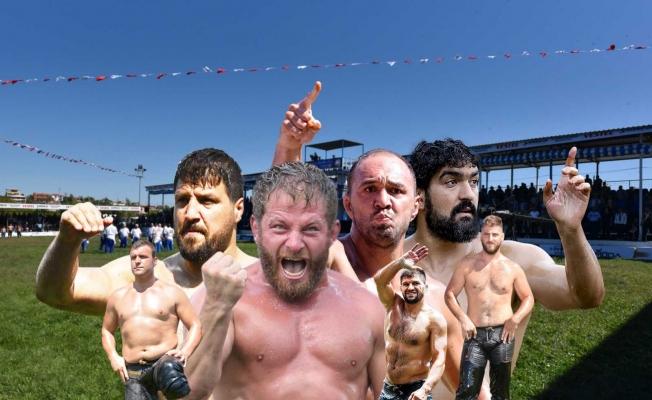 Manisa'da 'Yuntdağı Yağlı Güreşleri' başlıyor