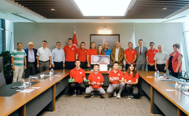 MOSTEM Lisesi, Teknofest'te Türkiye şampiyonu oldu