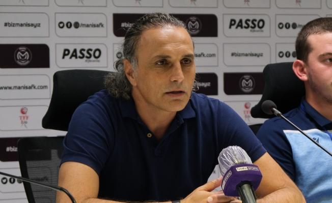"""Mustafa Gürsel: """"Maçın başından sonuna kadar kontrolümüzde geçen bir maçtı"""""""