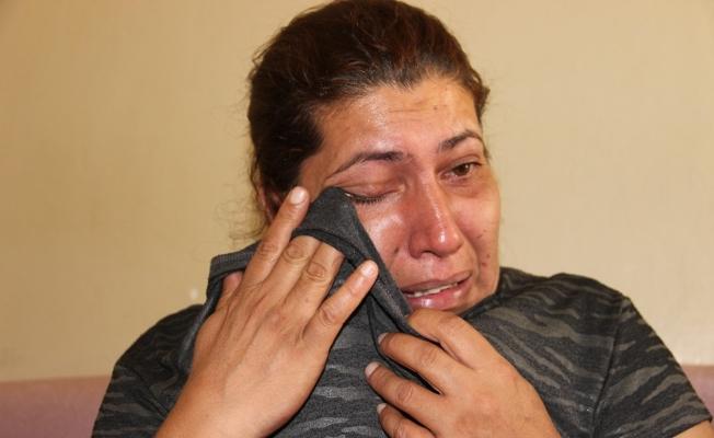 (Özel) 13 yaşındaki kızı kaçırılan annenin feryadı yürek dağladı