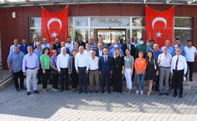 Salihli MHP'den birlik ve beraberlik toplantısı