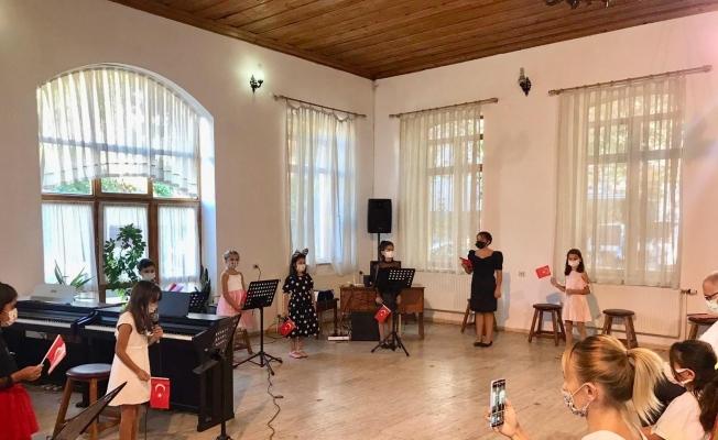 Salihli'de kurtuluş gününe özel müzik dinletisi
