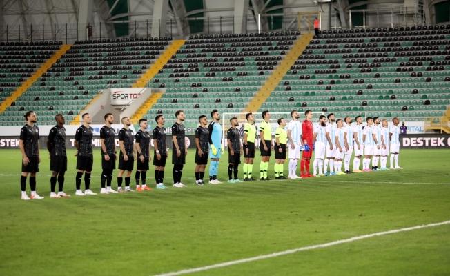 TFF 1. Lig: Manisa FK: 0 - BB Erzurumspor: 1