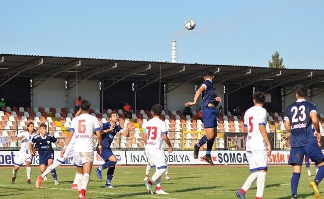 TFF 2. Lig: Somaspor: 1 - Niğde Anadolu FK: 0