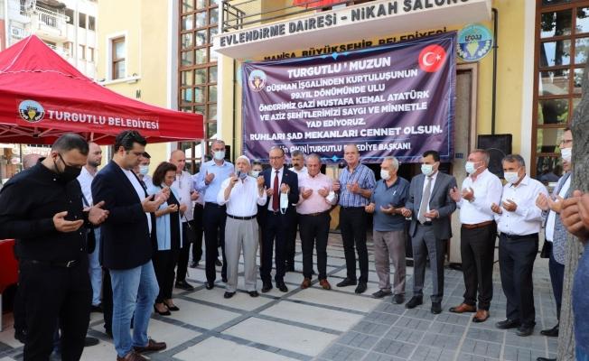 Turgutlu Belediyesinden kurtuluşun 99. yılına özel lokma hayrı