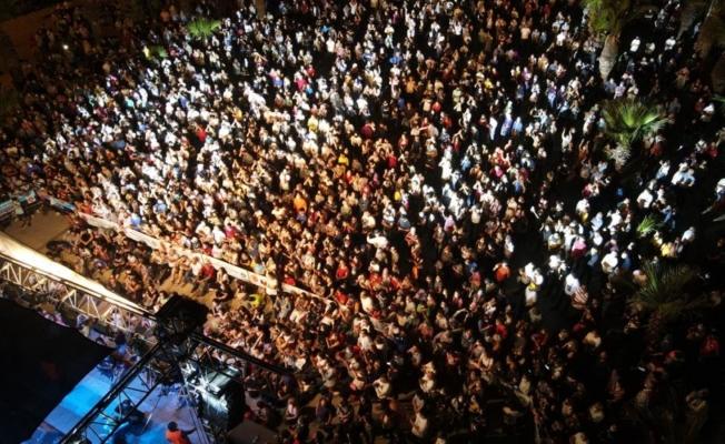 Turgutlu'da yıllar sonra Edip Akbayram coşkusu yaşandı