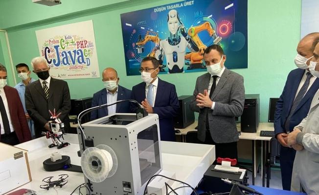 Alaşehir'de 3 yeni atölye törenle açıldı