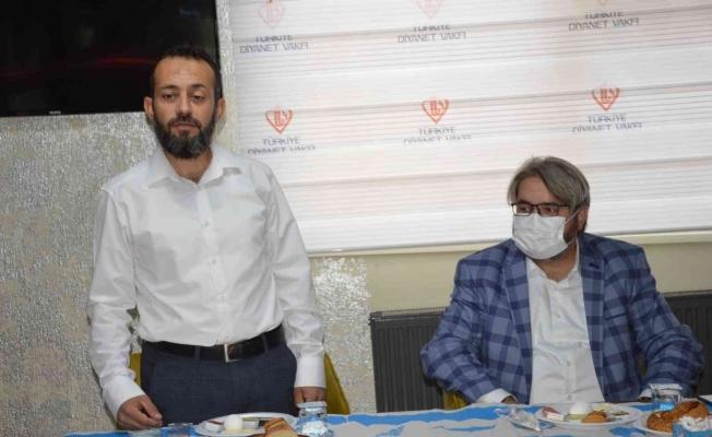 Diyanetspor'dan 'Gençlerle vefa' buluşması