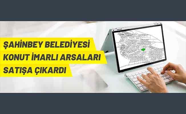 Gaziantep'te arsa satışı