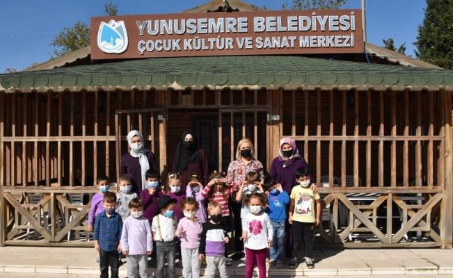 Güzelyurt Çocuk Kültür Merkezinde kayıtlar devam ediyor