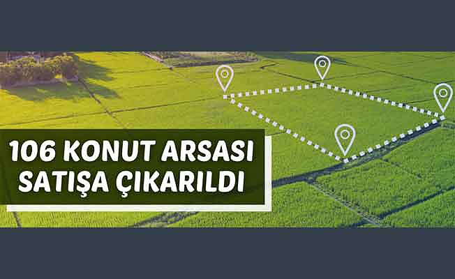 Kayseri'de konut arsaları ihaleyle satılacak