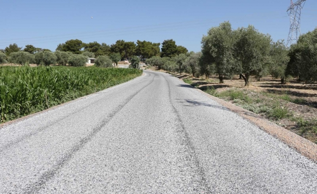 Manisa Büyükşehir Belediyesi 100 günde 1000 kilometre yol yaptı