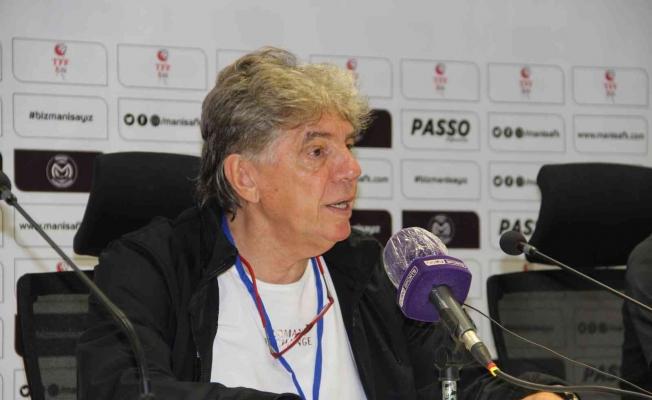 Manisa FK - Adanaspor maçının ardından