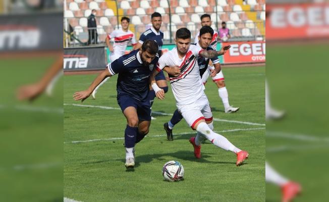 TFF 2. Lig: Somaspor: 1 - Turgutluspor: 1