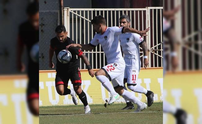 TFF 2. Lig: Turgutluspor: 1 Vanspor FK: 3