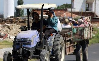 En fazla traktör ve pulluk Manisa'da