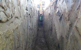 Alaşehir'de bir mahalle 72 yıl sonra kanalizasyonla tanışacak