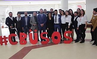Aloğlu'ndan üniversite öğrencilerine kariyer ve ekonomi dersi