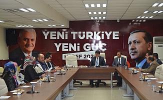 Manisa AK Parti'de milletvekili aday adaylığı başvuruları