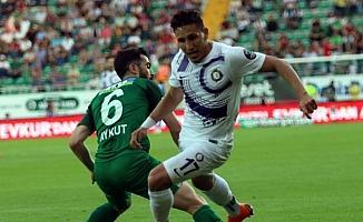Spor Toto Süper Lig: T.M. Akhisarspor: 2 - Osmanlıspor: 1 (Maç sonucu)