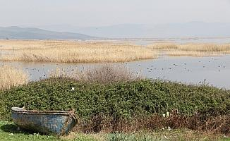 Tescillenen göl kullanılarak korunacak
