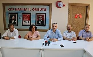 Manisa CHP'den Kılıçdaroğlu'na 'Görevi devret' çağrısı