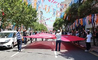 MHP'den AK Parti'ye bayrak jesti