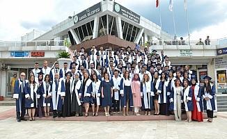 Sarıgöl MYO'da mezuniyet töreni