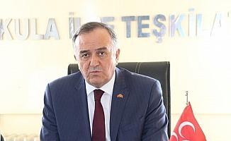 """MHP'li Akçay: """"Bizi eleştirenler önce kimle işbirliği yaptıklarına baksın"""""""