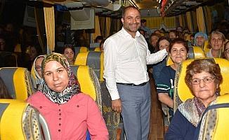 Alaşehir Belediyesinden 'Haydi Kadınlar Çanakkale'ye'