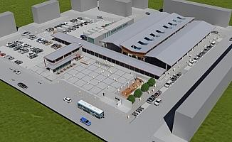 Salihli'ye yeni semt pazaryeri