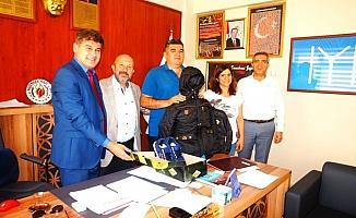 Alaşehir TSO'dan öğrencilere destek